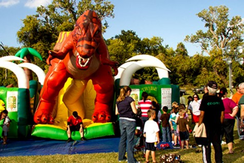 Oak Fest provides fun for entire community