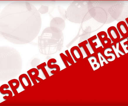 Basketball Notebook 2: Start of the season