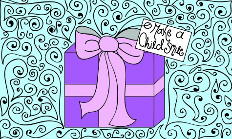 Make A Child Smile this holiday season