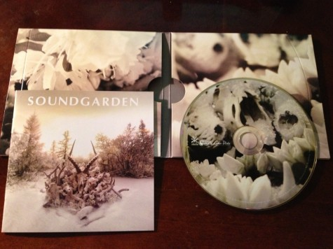 Soundgarden breaks 16-year silence with impressive <i>King Animal</i>