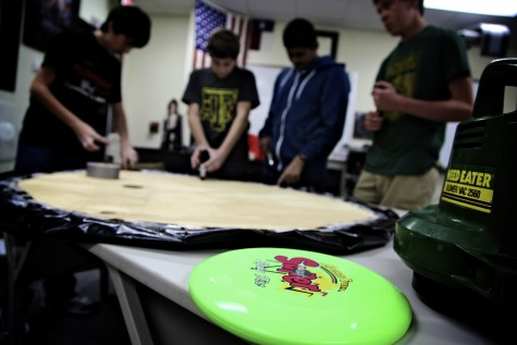 Photo Gallery: STEM hover boards