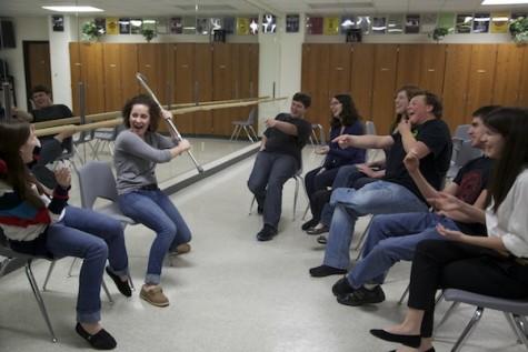 Studio Premiere prepares students for theatrical world
