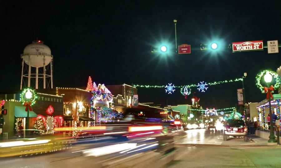 DFW holiday event guide