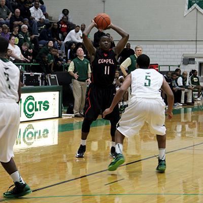 Jones, DeSoto too much for Cowboys in 69-41 victory