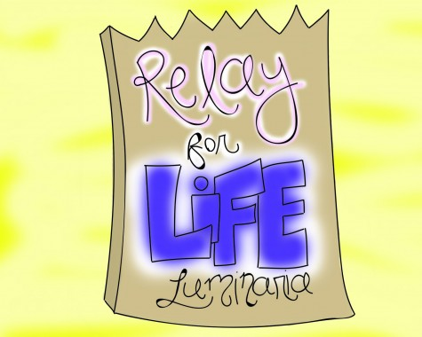 Luminaria sales light the way for relay preparations