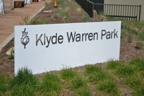 Klyde Warren Park provides variety of unique activities