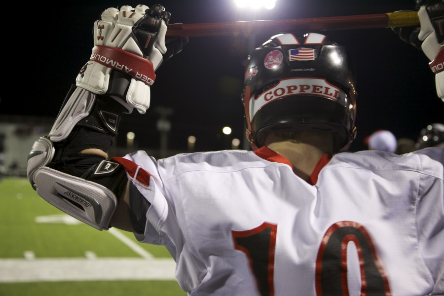 Lacrosse Notebook: Lambert new face of face-offs