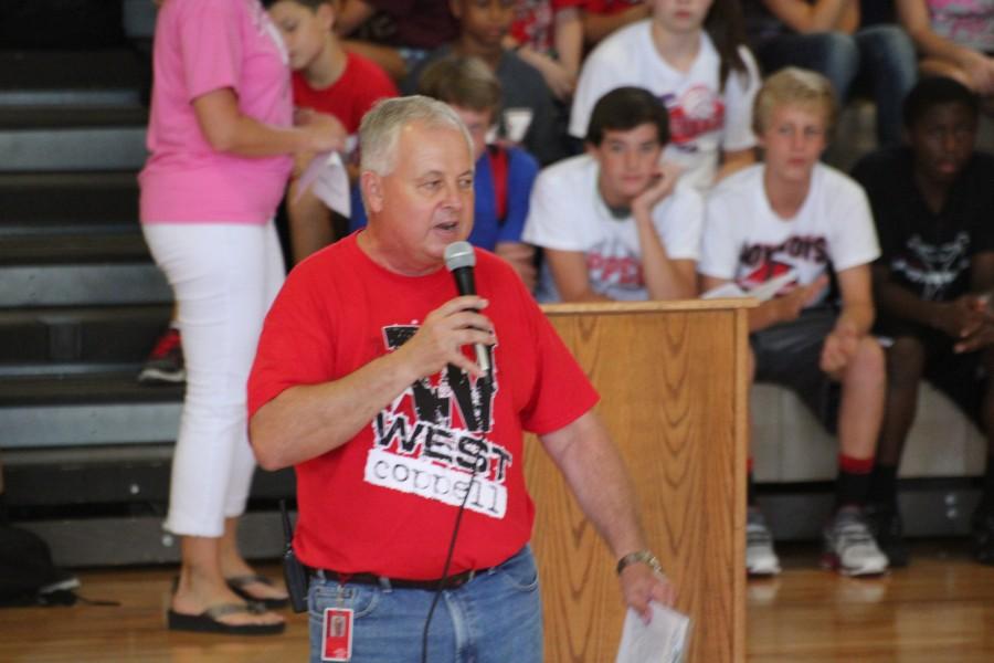 Cherished CMSW principal retiring at year's end