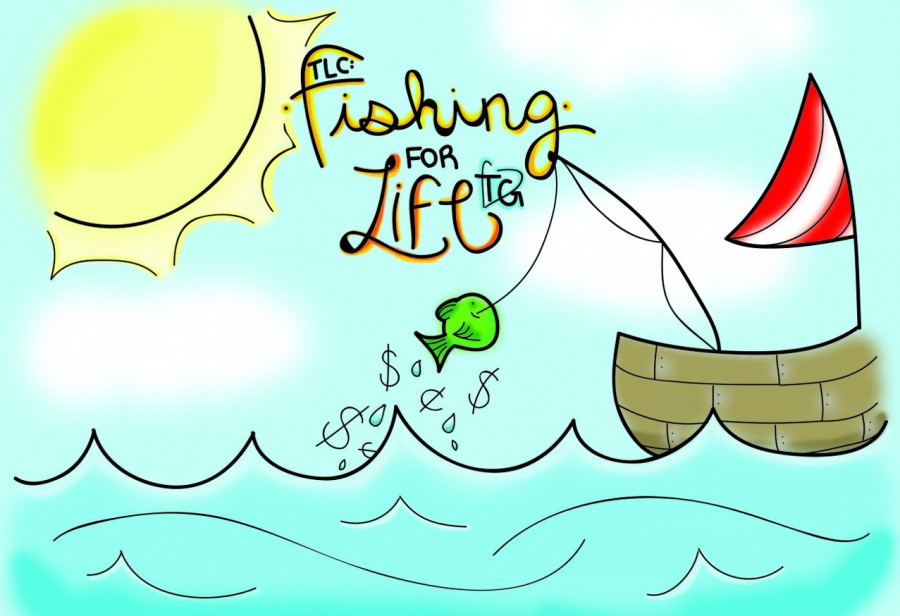 TLC+fundraiser+casts+the+line+on+Fish+For+Life+event
