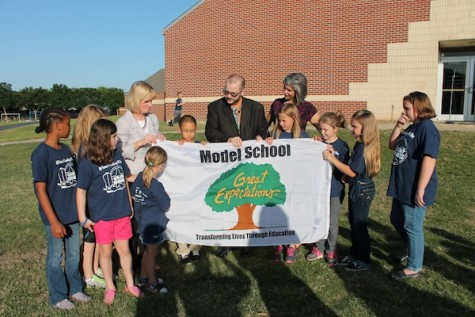 Photo Gallery: Wilson Elementary recognized as Great Expectations Model School