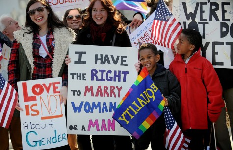Hair column: Same-sex couples deserve right to marry