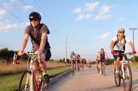 Annual ride honors cyclists, raises awareness through silence