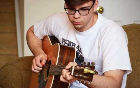 Capezzuto finds musical identity