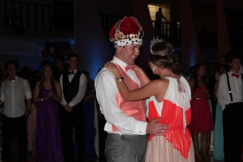 Photo Gallery: Class of 2013 takes in prom festivities