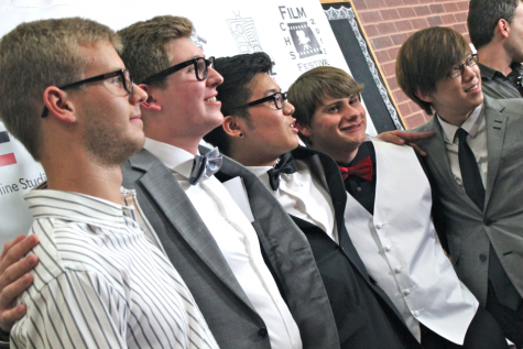 Future filmakers shine in spotlight of CHS Film Festival
