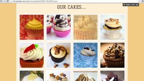 Seniors McCracken, Burgess launch cupcake business