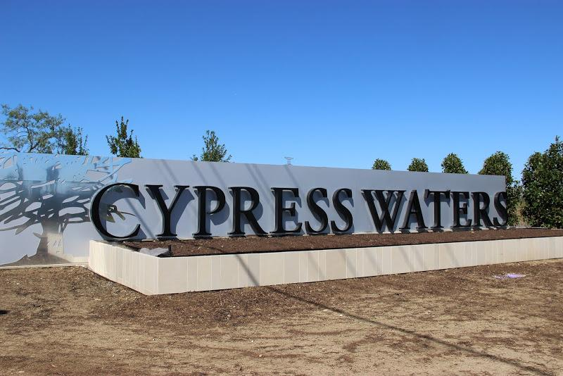 Construction project of Cypress Waters expected to bring changes