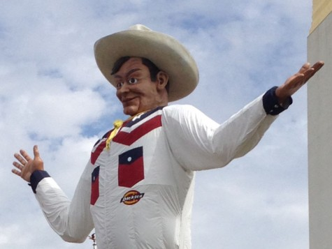 State Fair says 'howdy' to new Big Tex