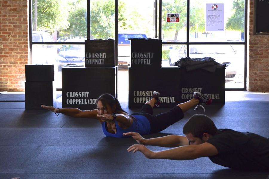 Crossfit Coppell Central brings faith, fitness to community