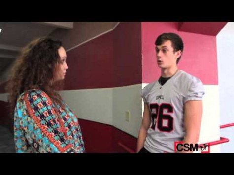 Vlog 9: Preview of football and volleyball playoffs