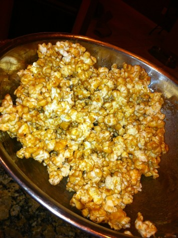 Caramel popcorn recipe to bring families together