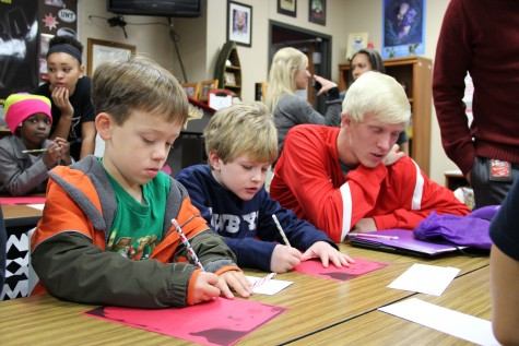 Photo Gallery: Cottonwood Creek Elementary students write letters to Santa