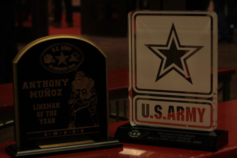 Thomas wins big at U.S. Army All-American Bowl Awards Show