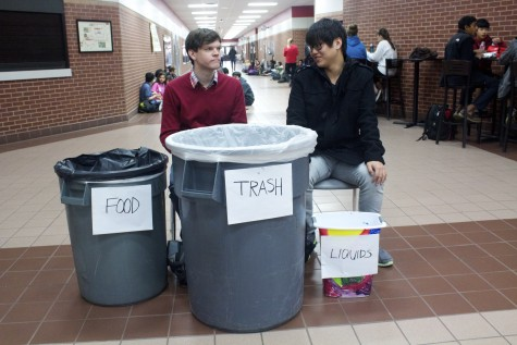 Photo Gallery: Trash audit works to improve environment