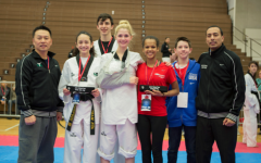 Taekwondo competitors kick for gold in Colorado Springs