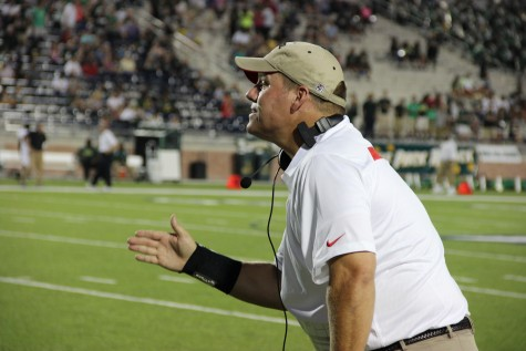 McBride named head football coach at Dripping Springs