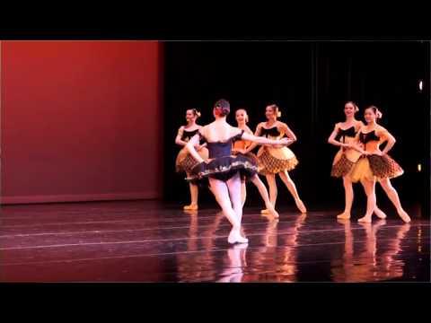 Anderson to attend The Juilliard School's dance program
