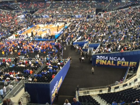 Final Four brings basketball fans of all team colors together