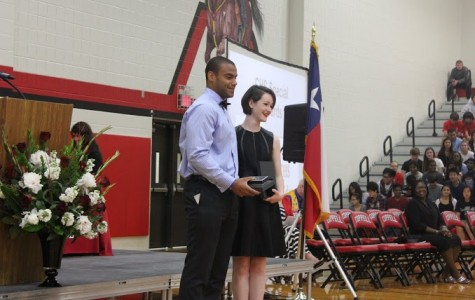 Coppell High School senior award ceremony reflects four years of hard work