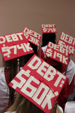 Variety of financial aid options to help seniors beat debt, enjoy college