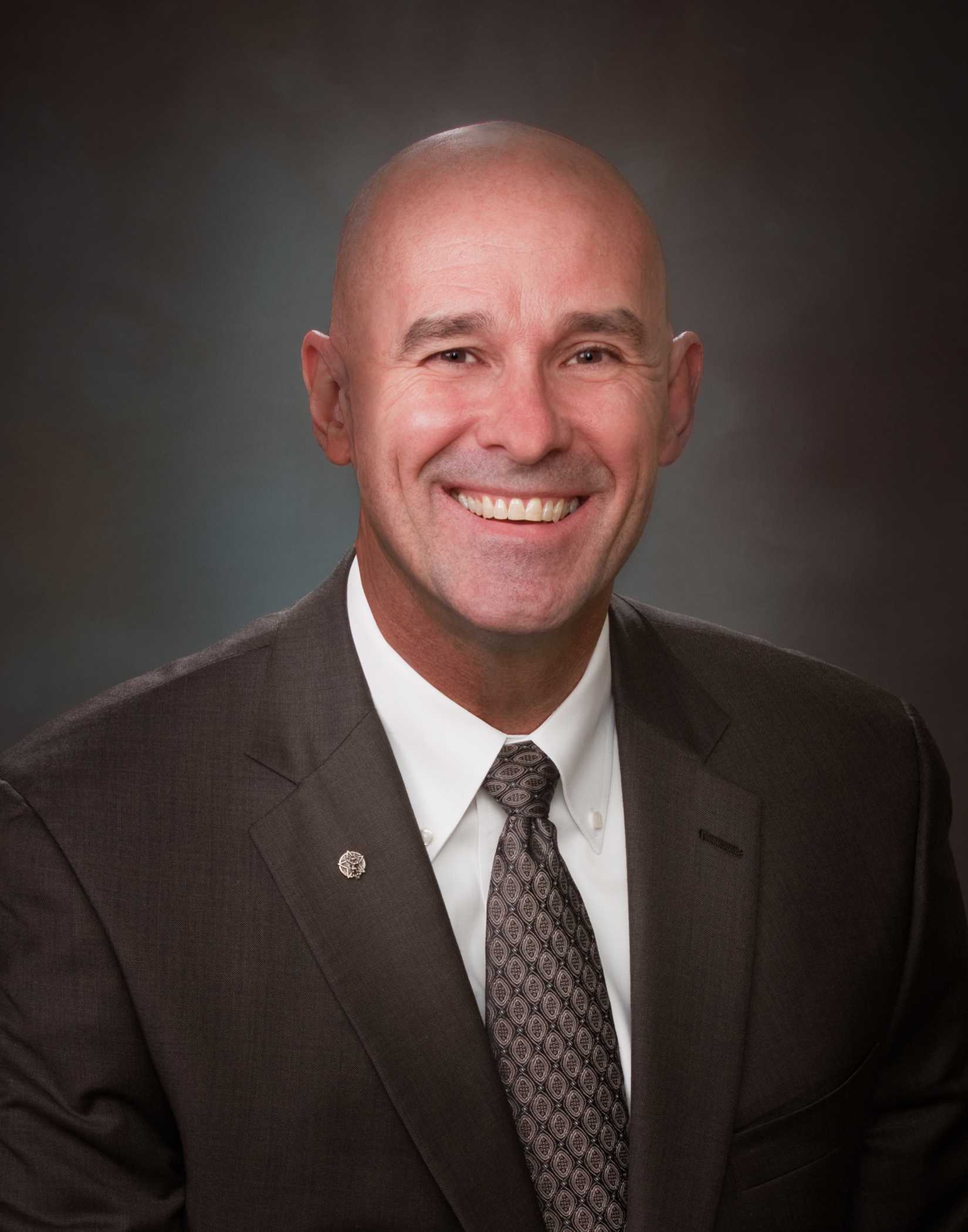 Waldrip is the lone finalist for CISD's superintendent position. Photo courtesy of Meghan Youker of Frisco ISD