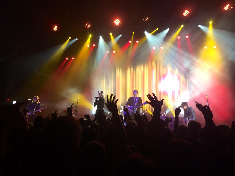 Grouplove brings colour to South Side Ballroom