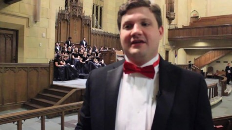 An American Journey; a unifying A Capella concert