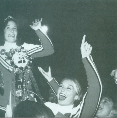 Mums through the ages; quick look back at earlier CHS mums, traditions