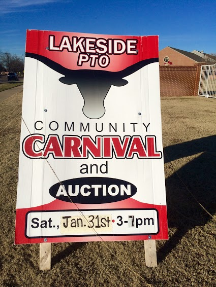 The Lakeside Elementary Carnival is taking place on Saturday, January 31, 2014, from 3p.m.- 7p.mm. The carnival is a fun opportunity for Coppell citizens to eat food, play games, and watch performances. Tickets will be $15 at the door, and all of the money gained from the carnival will be going towards Lakeside. Photo by Amanda Hair.