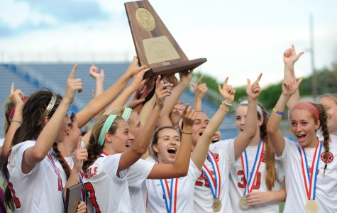 Cowgirls claim state championship title against Highland Park