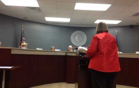 Awards given, STAAR scores discussed at board meeting on Sept. 14