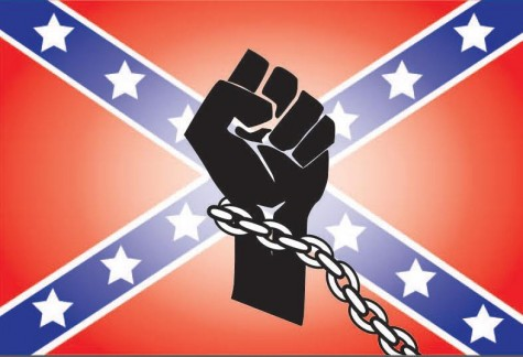 Con: Confederate Flag; Displaying the Confederate Flag is a leap backward for mankind