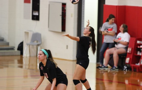 Volleyball dominates Blue Raiders, gains momentum