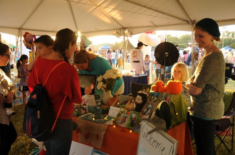 Oak Fest shows off unique goods, strength of community