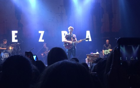 Blaming it on George Ezra for a great night