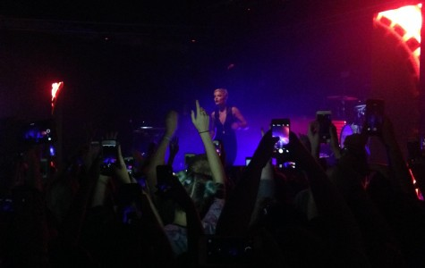 Halsey show is brief, fans left wanting more