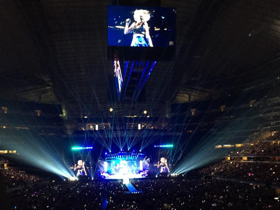 Swift%E2%80%99s+performance+fulfills+fans%27+%E2%80%9CWildest+Dreams%E2%80%9D