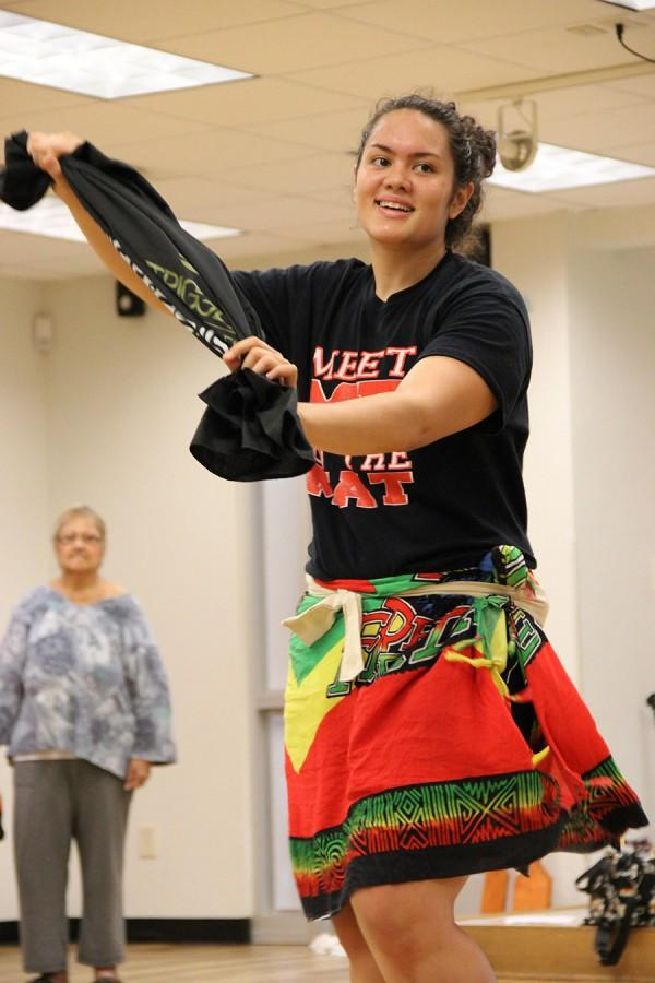 Moe taps into Samoan roots through Polynesian dance (with video)