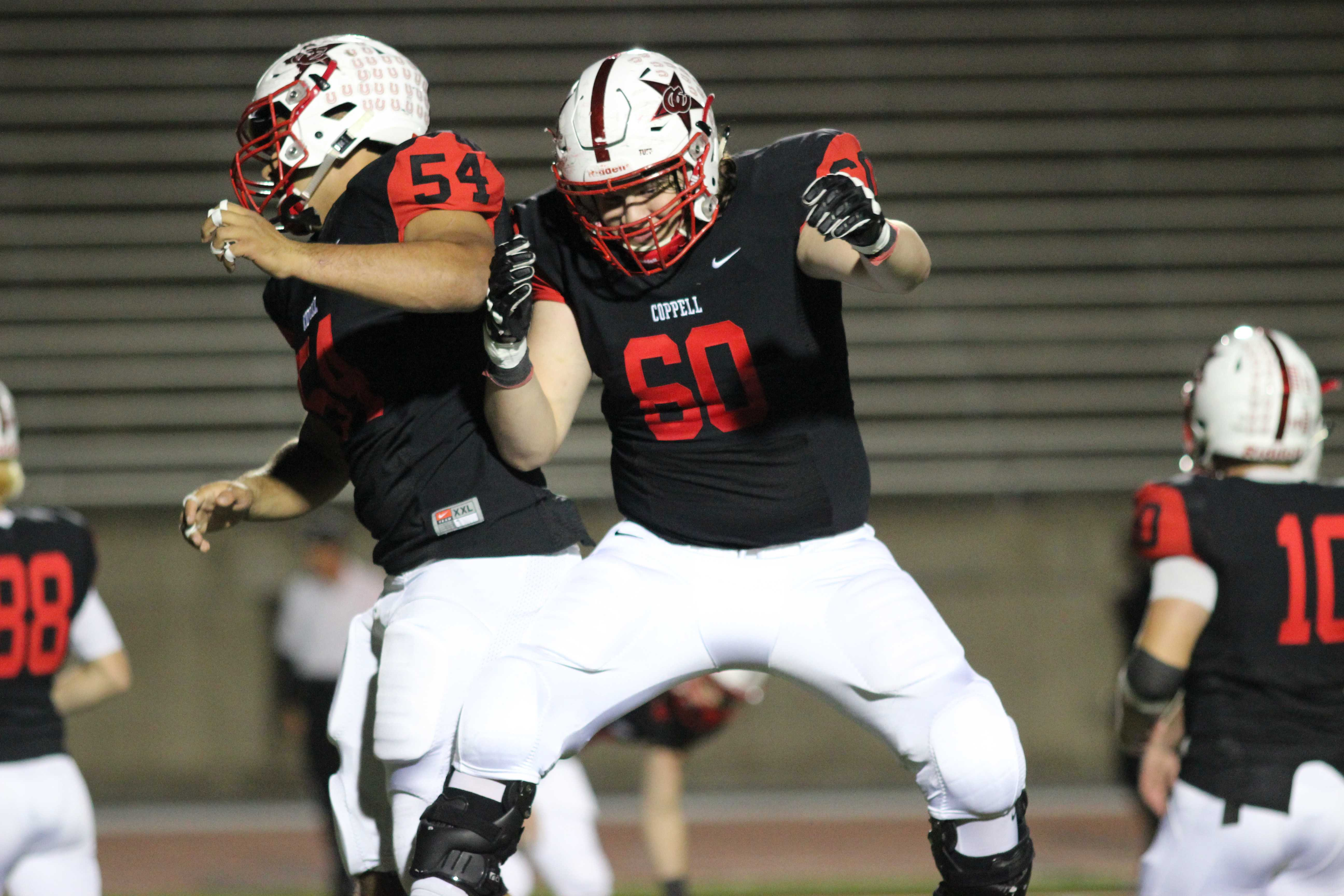 66f2b6be Senior night rout of Haltom provide momentum for playoffs – Coppell ...