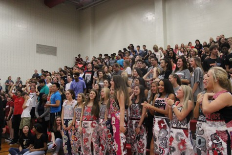 Pep rallies establish unity, deserve appreciation